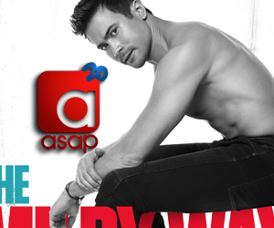 ASAP 20's 'GREET SAM MILBY & WIN TICKETS to THE MILBY WAY' Promo