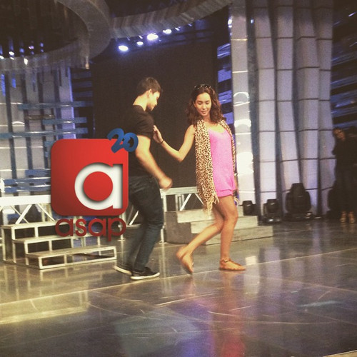 #ASAP3ple3eat Rehearsal and Backstage Photos