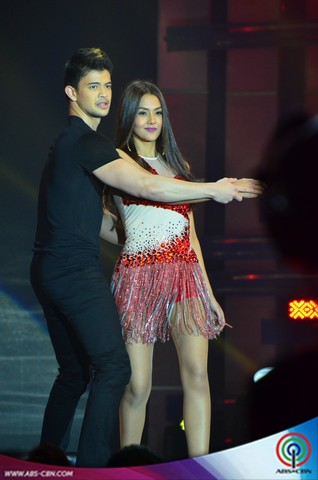 PHOTOS: Matsunaga siblings with Kim and Rayver in a sizzling hot number on ASAP20