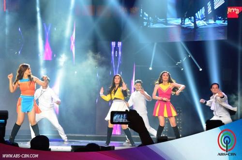 PHOTOS: #ASAP20Years SayawNara with Kim, Maja and Shaina