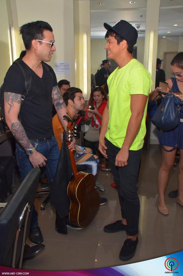 PHOTOS: Mga kaganapan sa backstage ng bonggang 20th anniversary concert ng ASAP