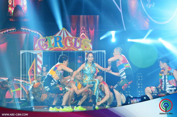 PHOTOS: Vina vs Regine, Sunshine vs Ina, Shaina vs Maja sa Ultimate Clashdance