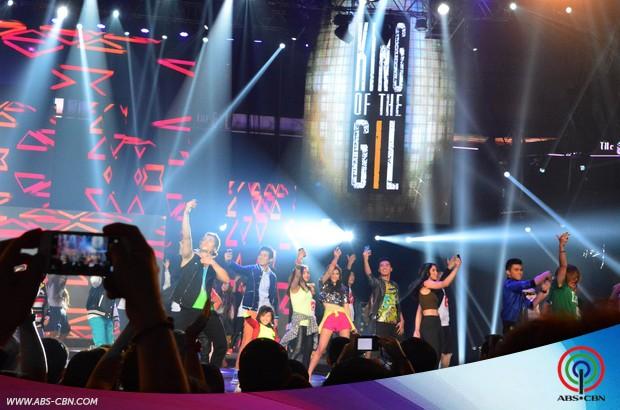 PHOTOS: King of the Gil, nagpasiklab sa dance floor kasama sina Marlo-Janella, Iñigo-Julia at Jane-Jerome