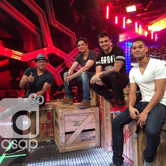 #ASAPLetsCelebrate Rehearsal and Backstage Photos