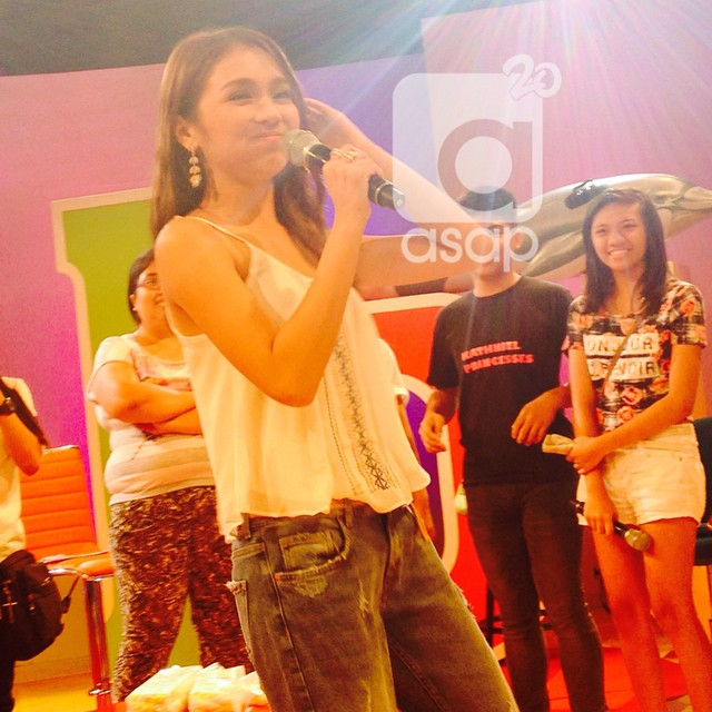 PHOTOS: Teen Queen Kathryn Bernardo celebrates 19th birthday with her fans on ASAP20