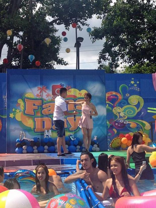 PHOTOS: Summer kiligan with KathNiel and LizQuen sa #ASAPShine
