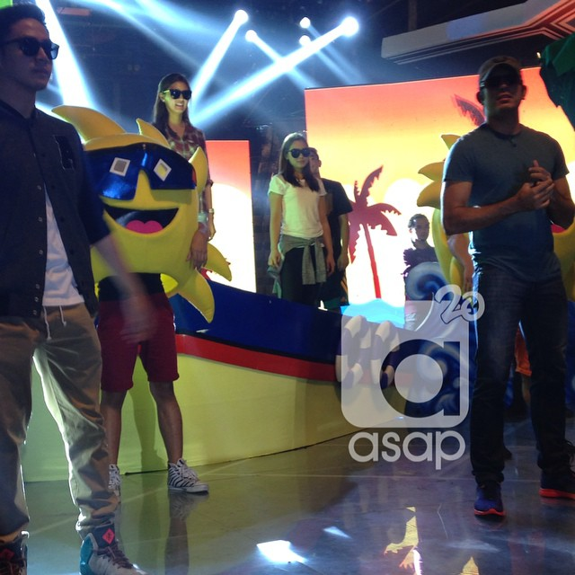 #ASAPALLOutSummer: All out fun backstage