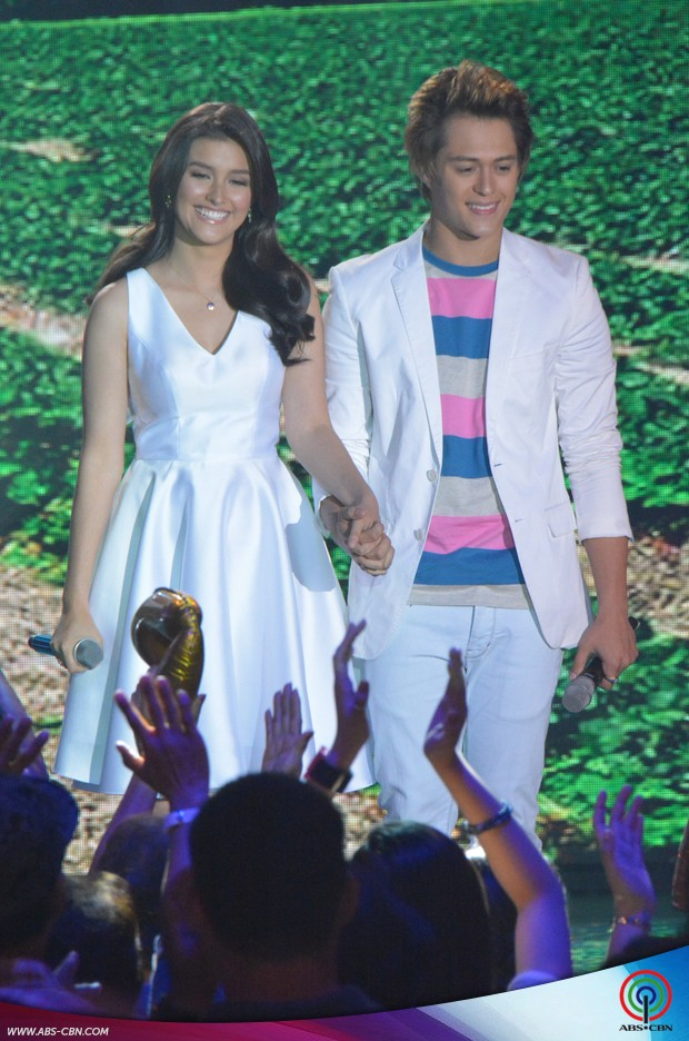 PHOTOS: Forevermore's Xander and Agnes on #ASAPRainOrShine
