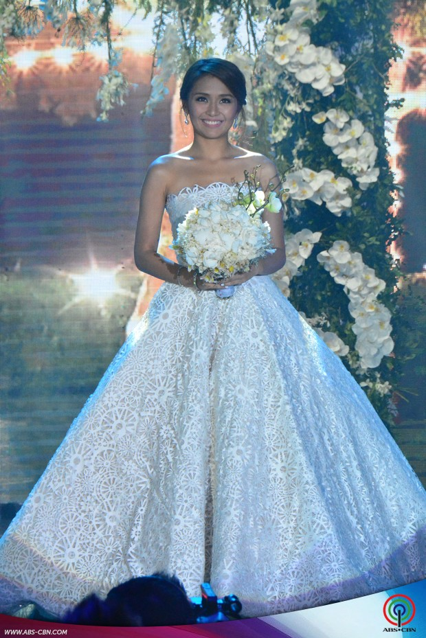 PHOTOS: ASAP Ladies donning beautiful wedding gowns