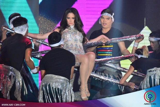 PHOTOS: Supah hot girls Arci, Bela and Maja on ASAP Clash Dance 2015
