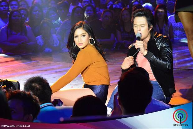 PHOTOS: Ang pinag-usapang Twerk It Like Miley ni Dance Princess Maja & King of the Gil Enrique