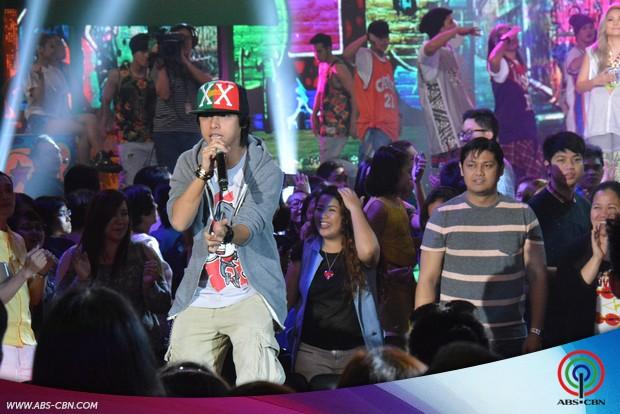 PHOTOS: ASAP stars in 'astig' rapper get-up