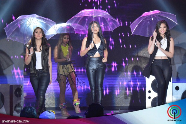 PHOTOS: Supah all-out hatawan with Kim, Shaina, Janella, Nadine and Julia