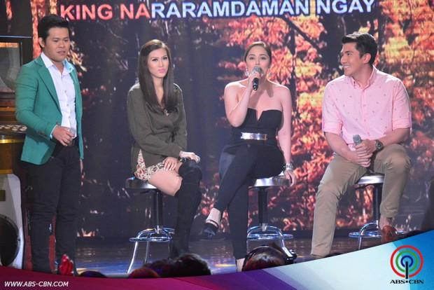 PHOTOS: Alex Gonzaga vs Jessa Zaragoza in Karaokey showdown