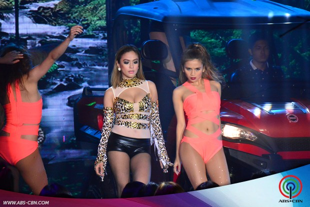 PHOTOS: Sizzling dance number with Arci, Bangs and Michelle