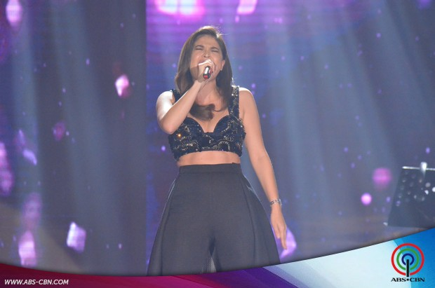 Social media superstar and concert sweetheart Anne Curtis back on ASAP stage