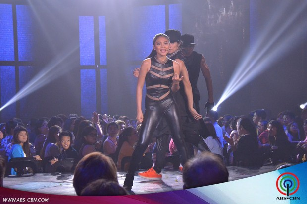 PHOTOS: James and Nadine spread KV on ASAP 20