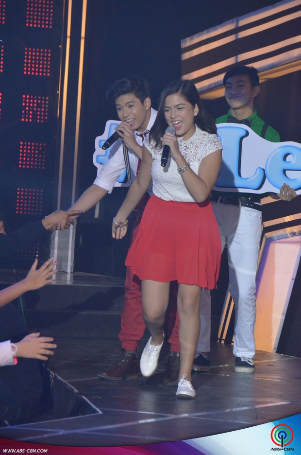 PHOTOS: KV with Trending love teams on ASAP20