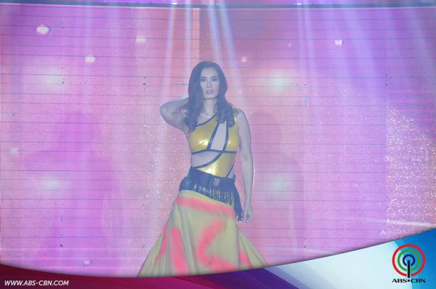 PHOTOS: Aubrey and Sunshine's sizzling hot dance number with Maja