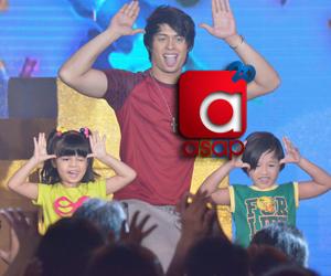 PHOTOS: Trending Kapamilya kids, nakipag-showdown kay King of the Gil Enrique