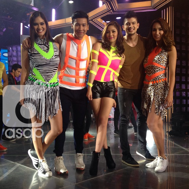 LOOK: #ASAPConnect rehearsal and backstage photos