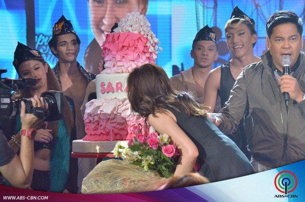 PHOTOS: Fiercer and bolder Sarah G celebrates 27th birthday on ASAP20