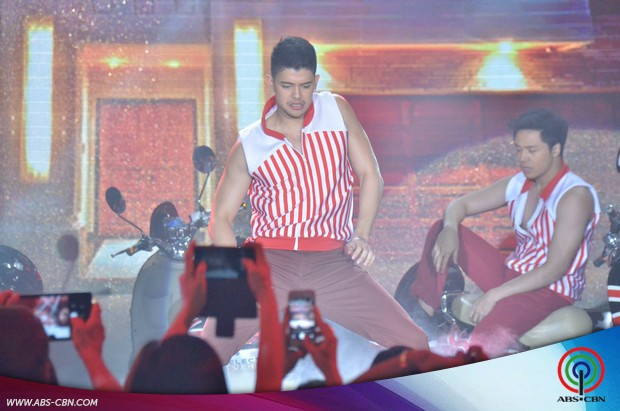 PHOTOS: The hottest Kapamilya boys in one stage