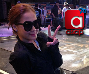 LOOK: #ASAP4U backstage and rehearsal photos