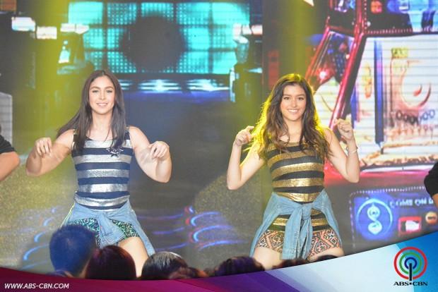 PHOTOS: Pretty Girls Liza and Julia, todo hataw sa ASAP dance floor
