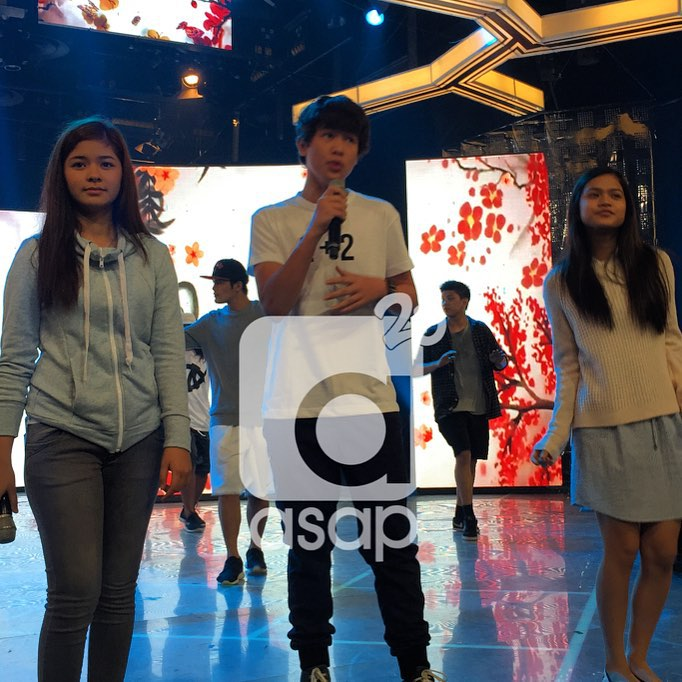 #ASAP1ForOPM backstage and rehearsal photos