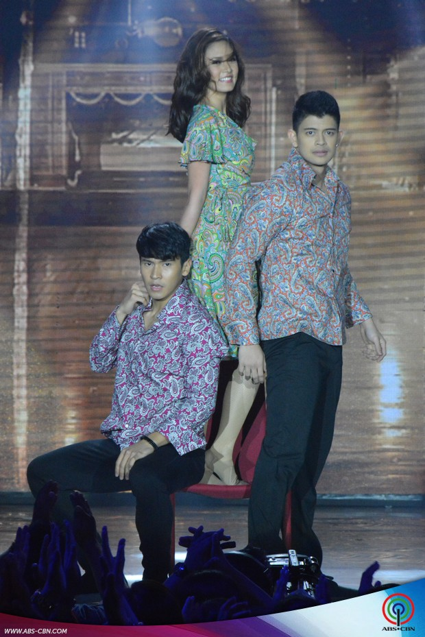 PHOTOS: Hataw sa pagsayaw with ASAP Supadancers Kim, Enchong & Rayver