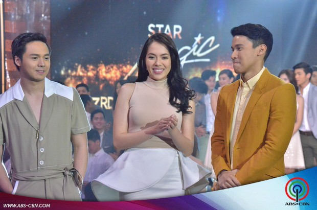 PHOTOS: The biggest and the brightest stars all glammed up for Star Magic 23rd anniversary celebration on ASAP20
