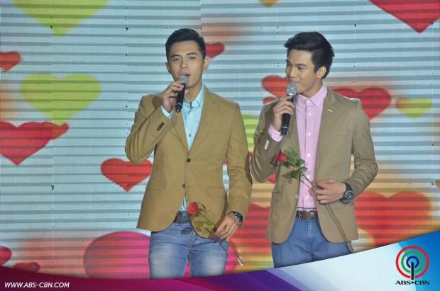 PHOTOS: Kapamilya heartthrobs, tinilian sa kanilang 'kilig' ASAP20 prod number