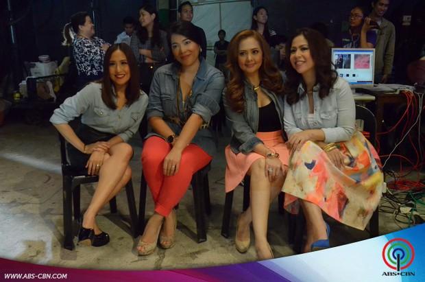 PHOTOS: PBB737's ex housemates, nag-hang out sa ASAP Chill Out