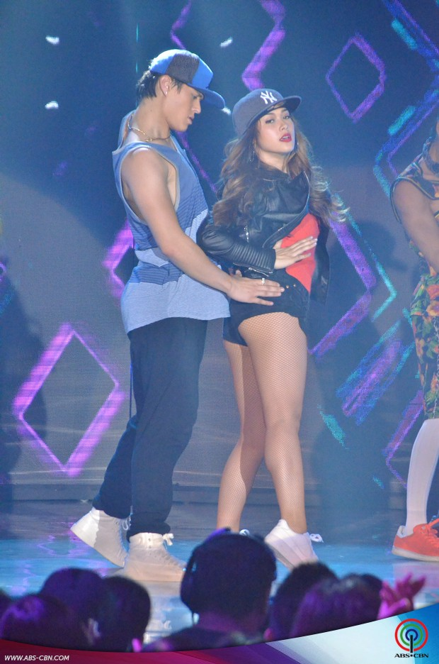 PHOTOS: Trending treat from dance royalties Maja and Enrique
