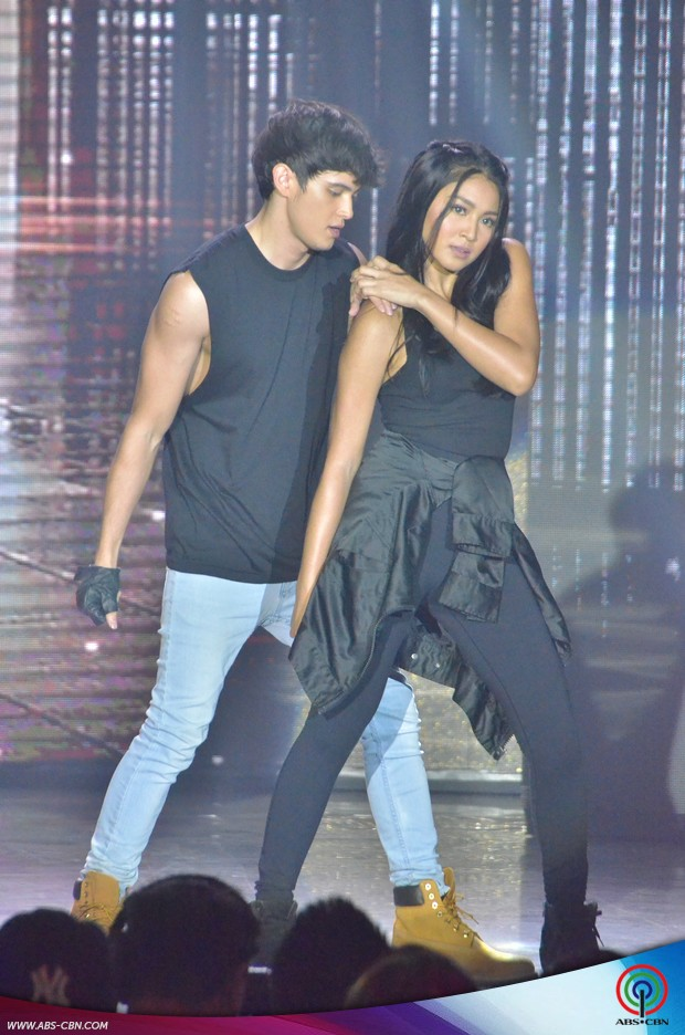 PHOTOS: Most requested supahdance number with JaDine