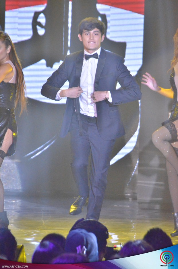 LOOK: James and Maja in a  a very special 007-inspired dance number