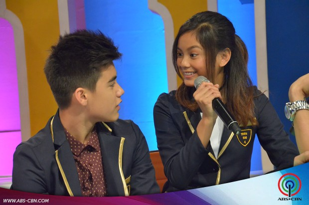 PHOTOS: PBB 737 Teen Big 4 nakipagkulitan sa ASAP Chill Out