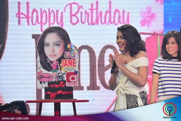 PHOTOS: Jane Oineza's grand birthday bash on ASAP20