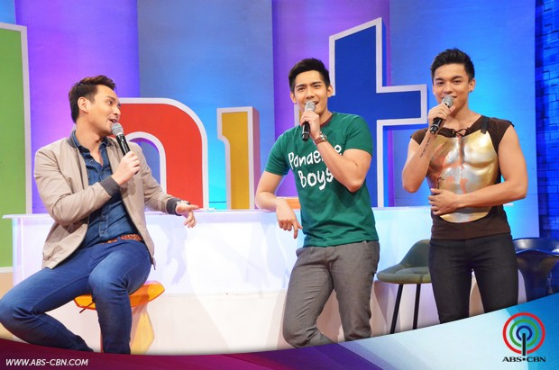 LOOK: Kulitan moments on ASAP Chill Out