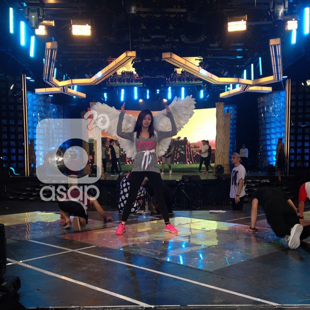 LOOK: #ASAPGameOn backstage and rehearsal photos