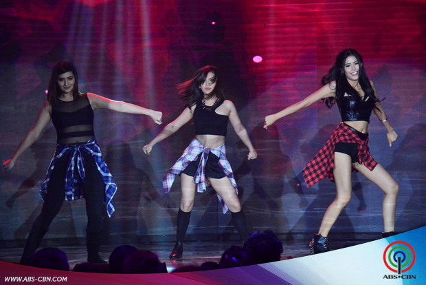 PHOTOS: Supah hot Star Magic Angels sizzle on ASAP stage