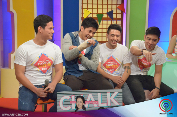 LOOK: Chill Out moments on #ASAPTaraLets