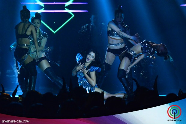 PHOTOS: Sarah Lahbati and Jamie Herrell in sizzling supahdance number on ASAP20