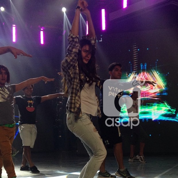 LOOK: #ASAPSingAlong backstage and rehearsal photos