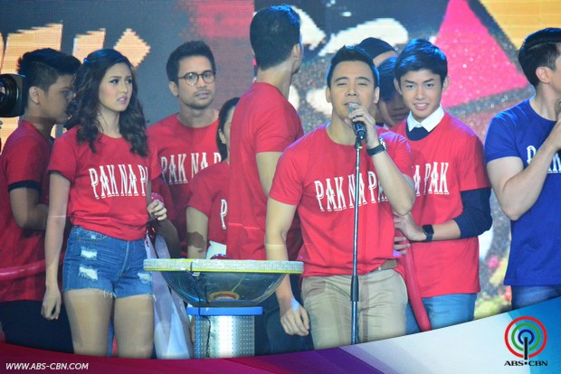 PHOTOS: Team Pak na Pak vs Team RakenRoll on ASAP20
