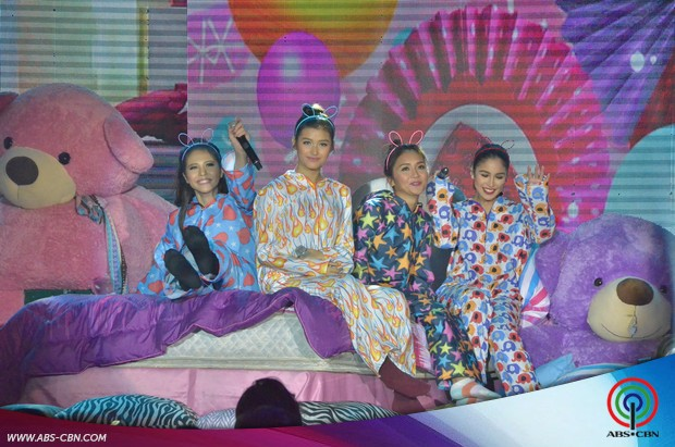 PHOTOS: The prettiest faces in showbiz today unite once again on ASAP stage