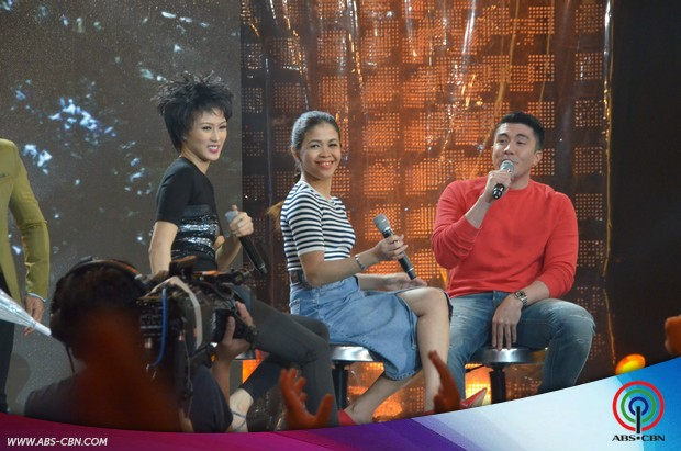PHOTOS: One supah fun Karaokey jamming with Melai