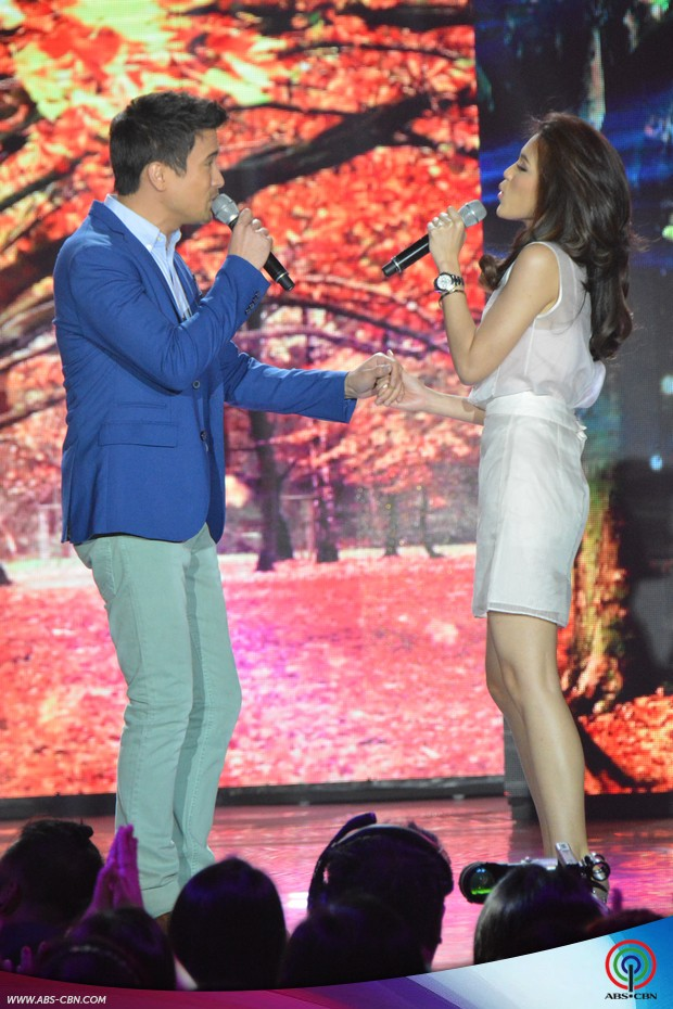 PHOTOS: Kilig vibes with Kapamilya love teams