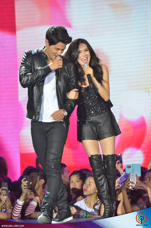 PHOTOS: Be My Lady's DanRich in an all out kilig prod on ASAP20